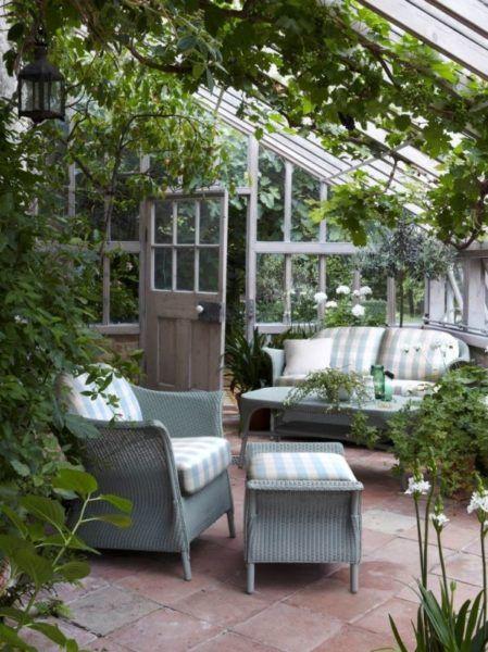 Amenager un salon ou une jardin dhiver dans sa veranda