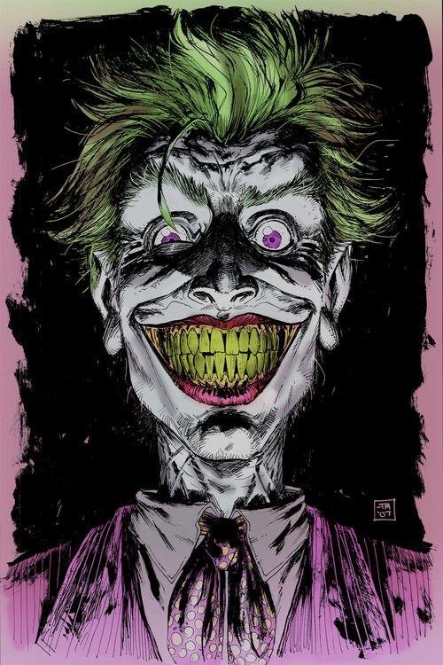 The Joker by Tony Moore