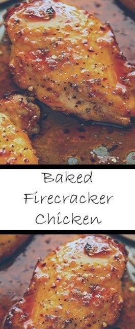 Baked Firecracker Chicken #Baked #Firecracker#Chicken #BakedFirecrackerChicken #dinner #recipes  #easyshrimprecipes