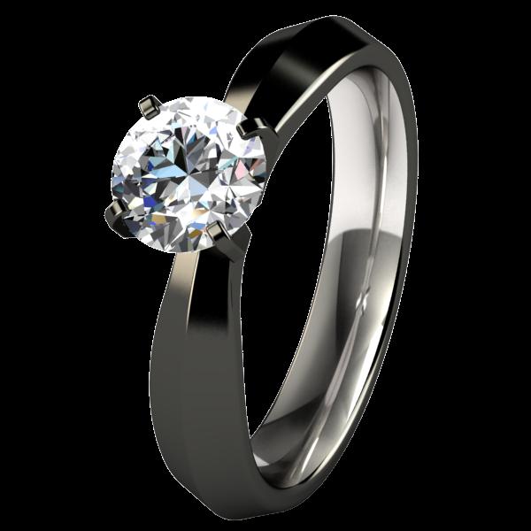 Black Titanium Engagement Rings For Women Black Titanium Ring Titanium Engagement Rings Womens Engagement Rings