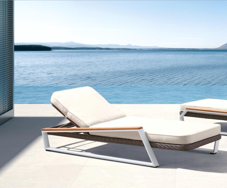 Outdoor Sun Chair - Higold Teakman