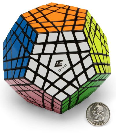 Attractive Pentagon Shapes In Real Life | Oh Good Grief: Rubiku0027s Cube: The Movie