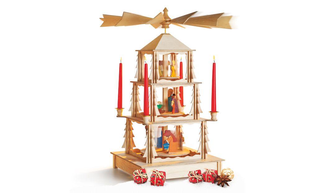 Weihnachtspyramide Selber Bauen : weihnachts karussell weihnachtspyramiden karussell und selber bauen ~ A.2002-acura-tl-radio.info Haus und Dekorationen