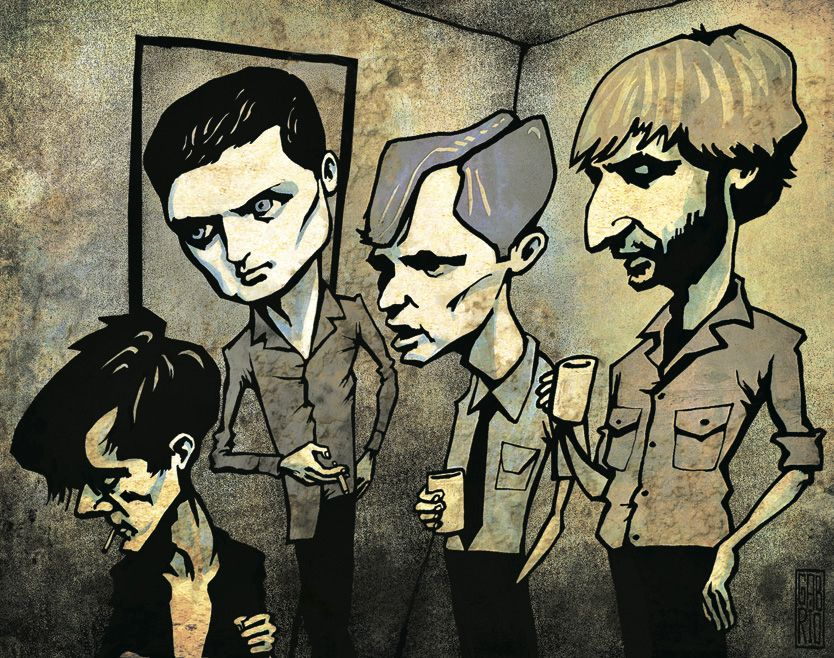 Joy Division By Gabrio76 On Deviantart Joy Division Division