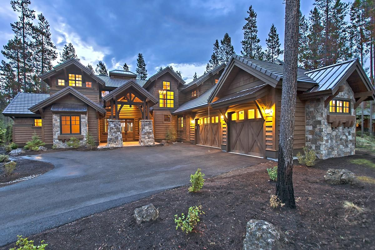 13++ Rustic mountain home plans ideas in 2021