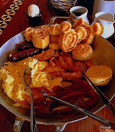 Disney Food Pics of the Week: More Breakfast Goodness!