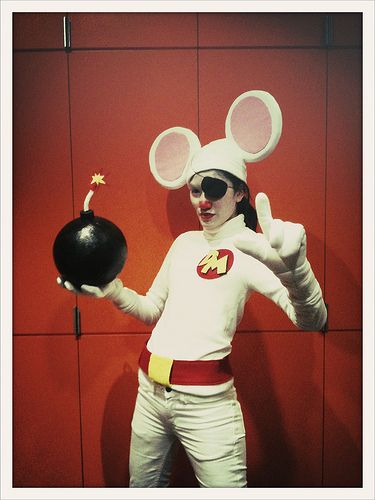 High Quality Danger Mouse Mouse Fancy Dress, Dress Up Costumes, Boy Costumes, Halloween  Costumes,