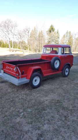 1964 Willys Fc170 Four Wheel Drive Pick Up Classic Cars