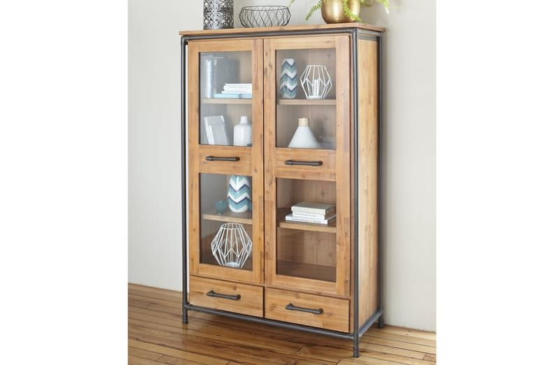 Atelier Display Cabinet By John Young Furniture Harvey Norman New Zealand