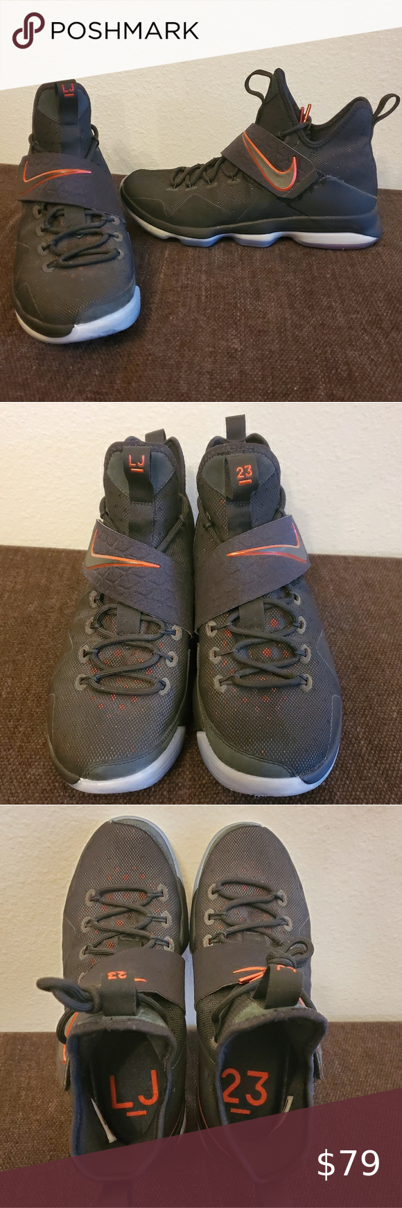 Nike LeBron XIV (14) Basketball Shoe