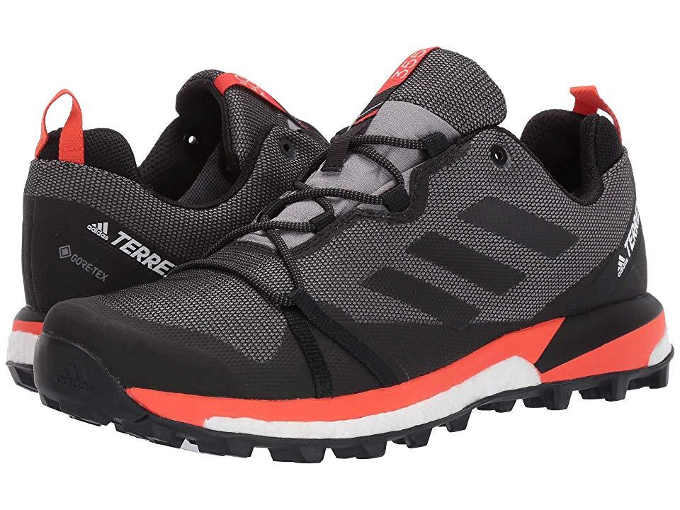 Adidas Outdoor Terrex Skychaser Lt Gtx R Men S Shoes Grey Three Black Active Orange Adidas Women Shopping Free Clothes