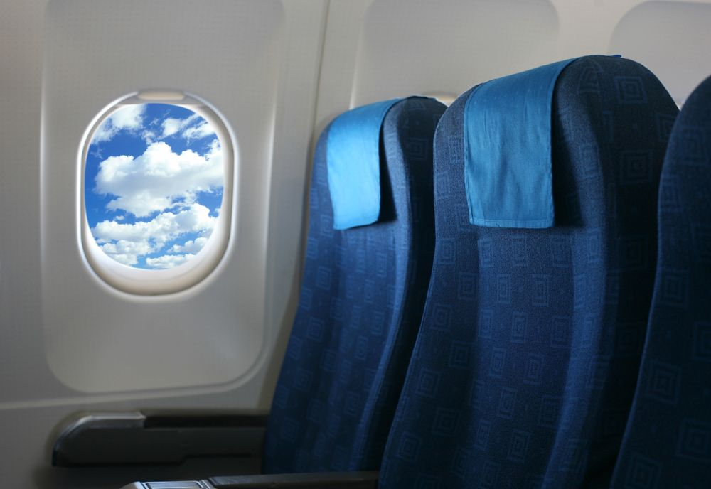 Want A Better Seat On The Plane There S An App For That Assentos De Aviao Cenario Anime Janela De Aviao