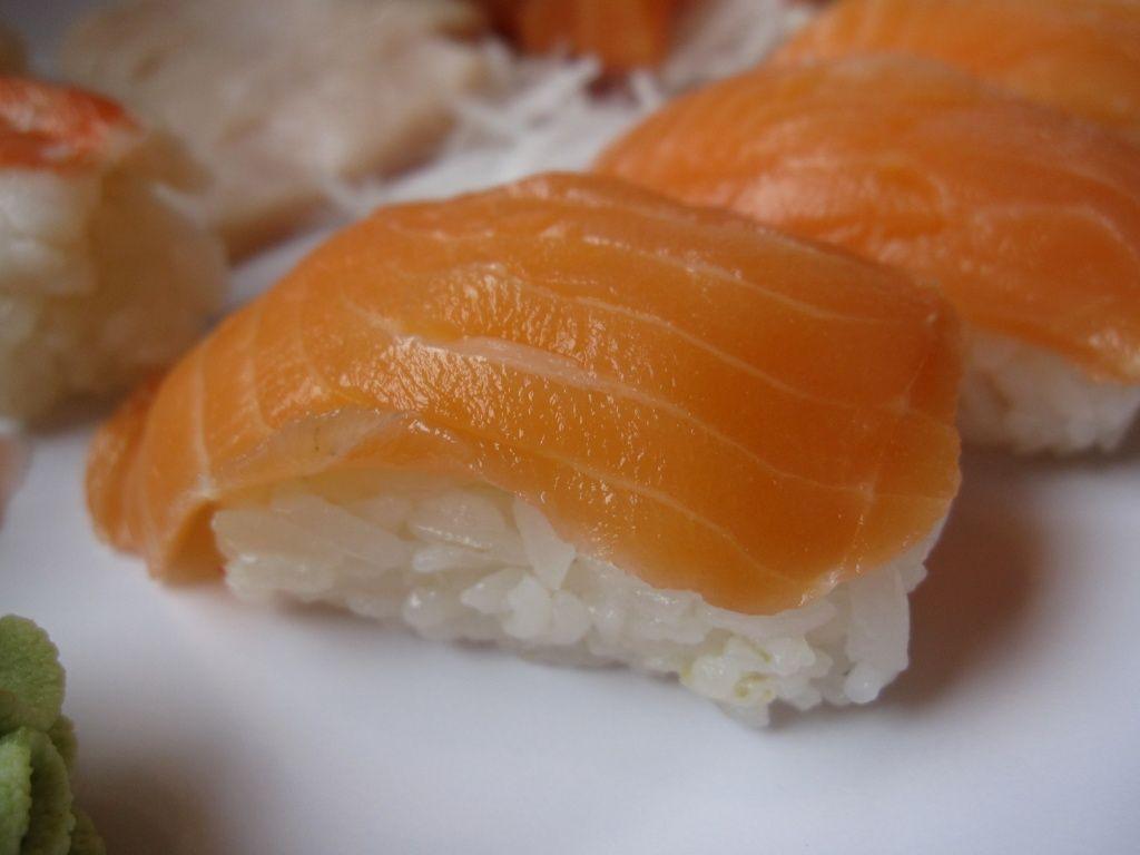 Salmon Nigir
