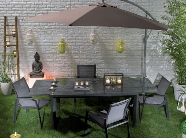 Decoration zen jardin for Idee deco terrasse zen