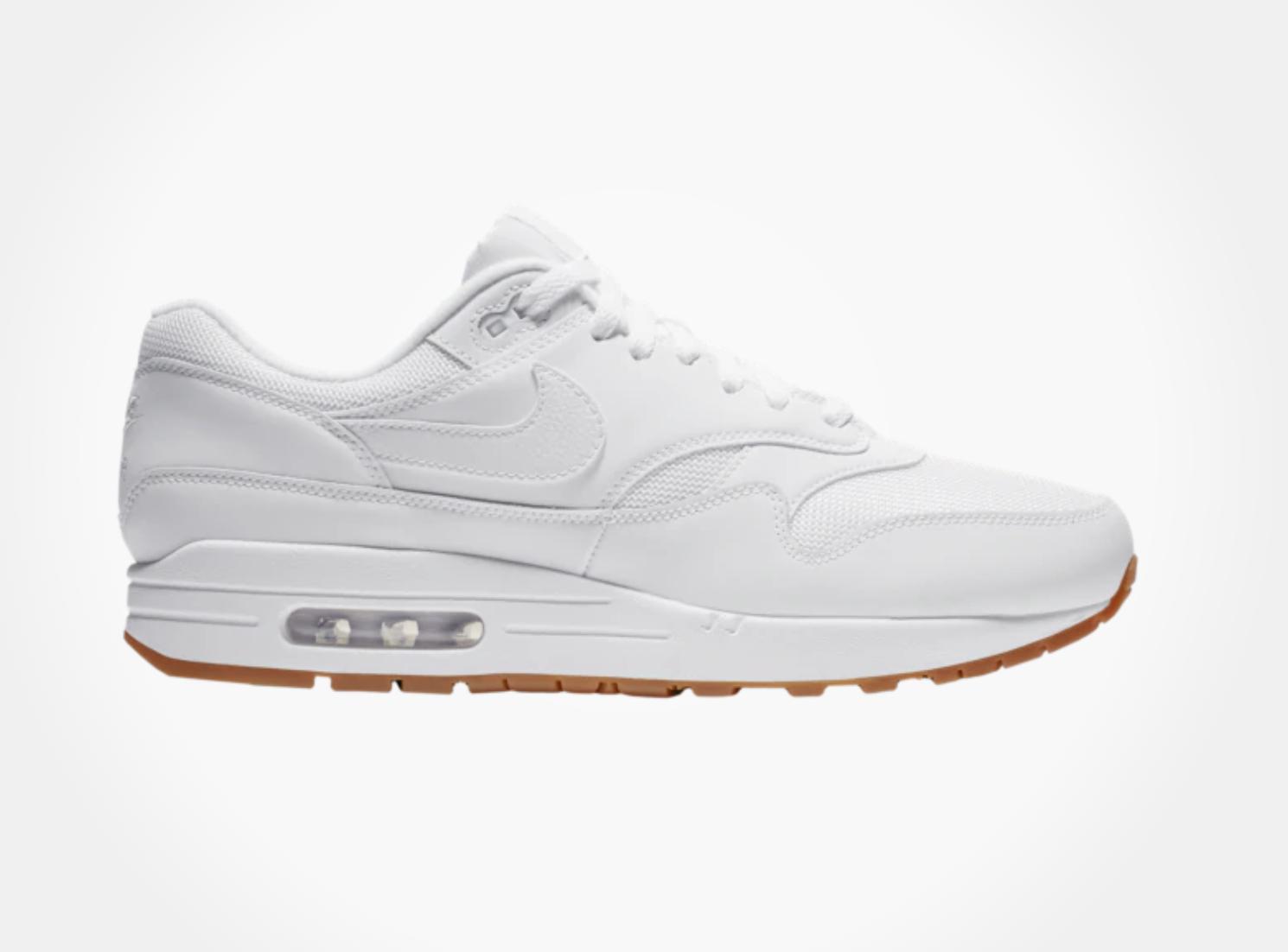 presenting promo code huge sale Nike Air Max 1 - white/gum - size 13 | Wish List in 2019 ...