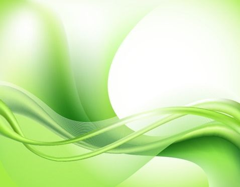 Abstract Green Waves Background Photoshop Backgrounds Free