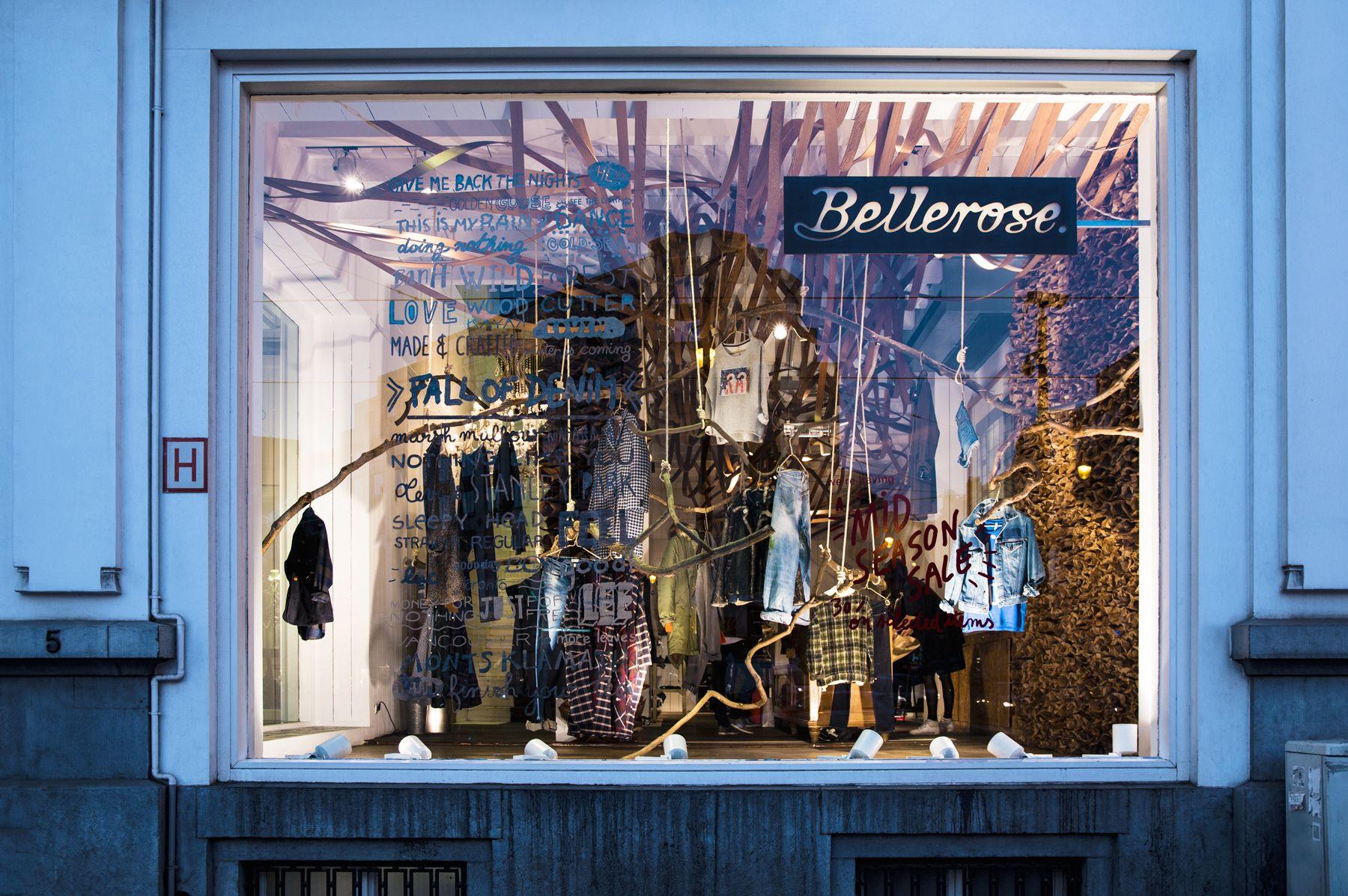 November'15, Bellerose Brussels store (Sté