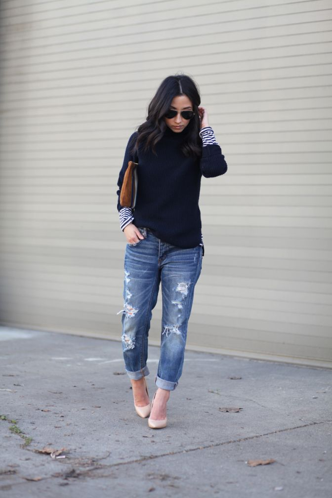 101f1d056 How to Wear the Tomgirl Jean with Crystalin Marie | Le Style. Estilo ...