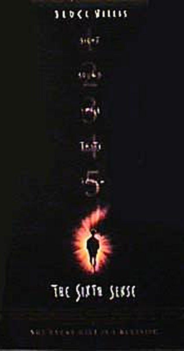 The Sixth Sense (1999) - IMDb