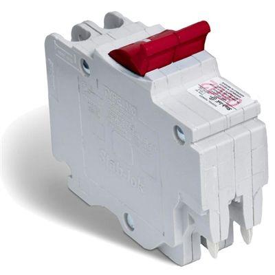 Federal Pioneer STAB-LOK® Double Pole 20-Amp Circuit Breaker ...