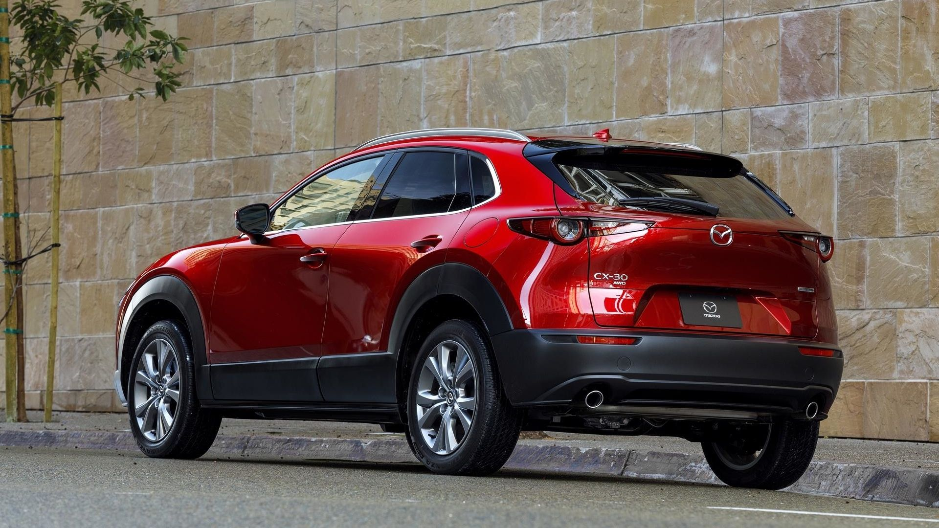 2020 Mazda Cx 30 Review A Great Car Makes A Great Crossover The Drive In 2020 Mazda Car Makes Car
