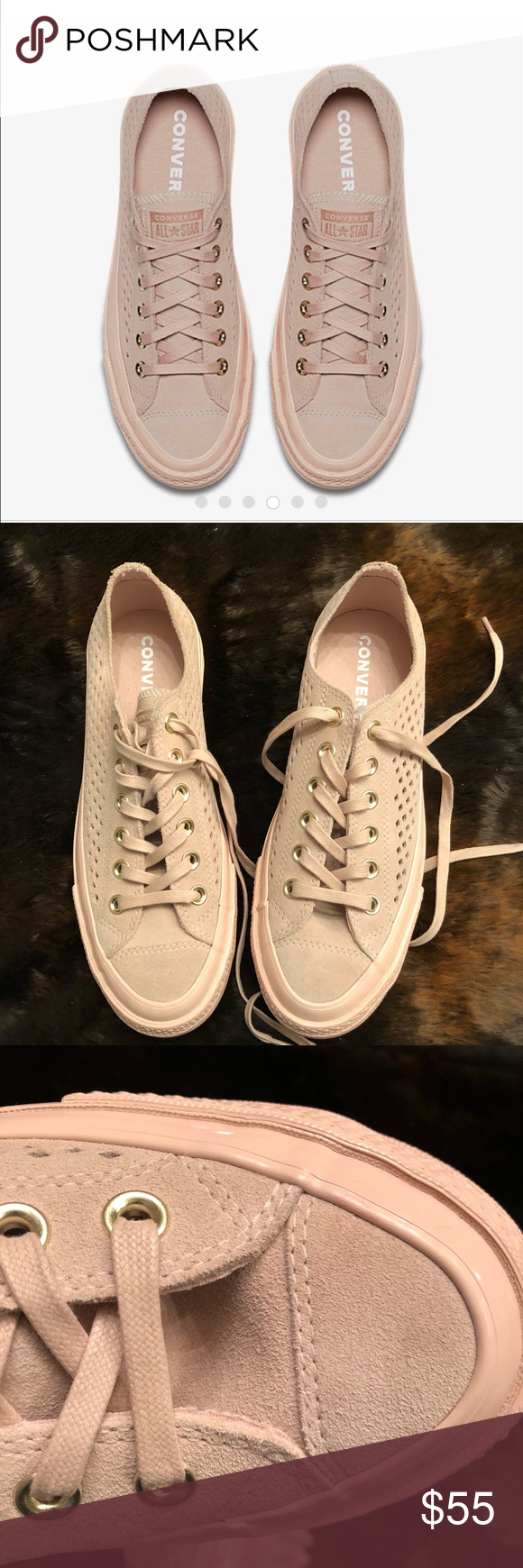 Converse Chuck Taylor All Star Suede