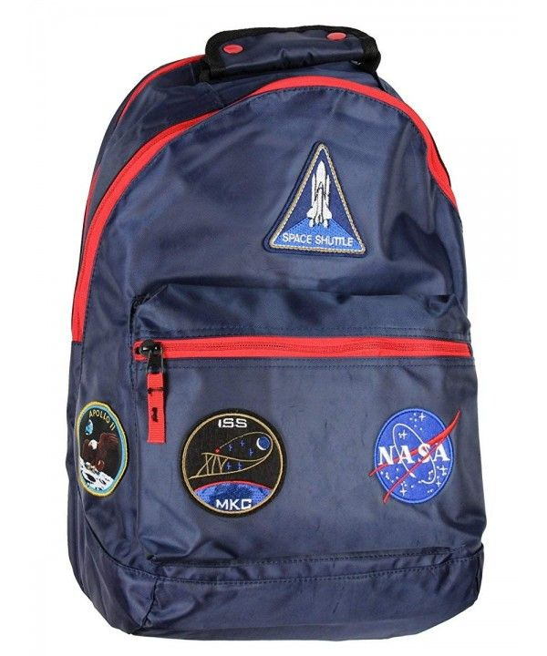 Luggage & Travel Gear, Backpacks, NASA Patches Backpack ...