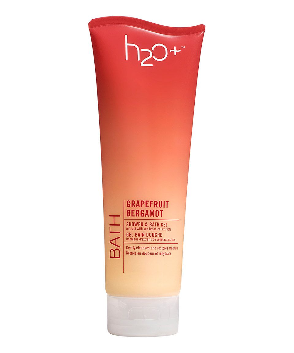 Grapefruit Bergamot Shower/Bath Gel by H2O Plus #zulily #zulilyfinds
