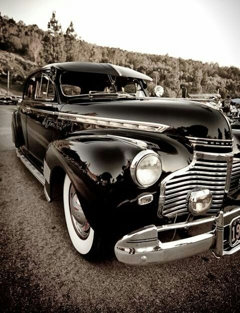 1941 Chevrolet Wow Wow Wow Your Eyes Do Not Deceive You