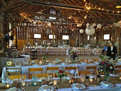 Indianapolis Barn Wedding Venues