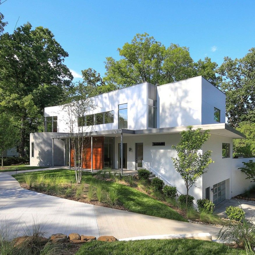 The Annual Program Hosted By North Carolina Modernist Houses Selected 16 Sites For Its Shortlist Honoring Residential Architect George Matsumoto