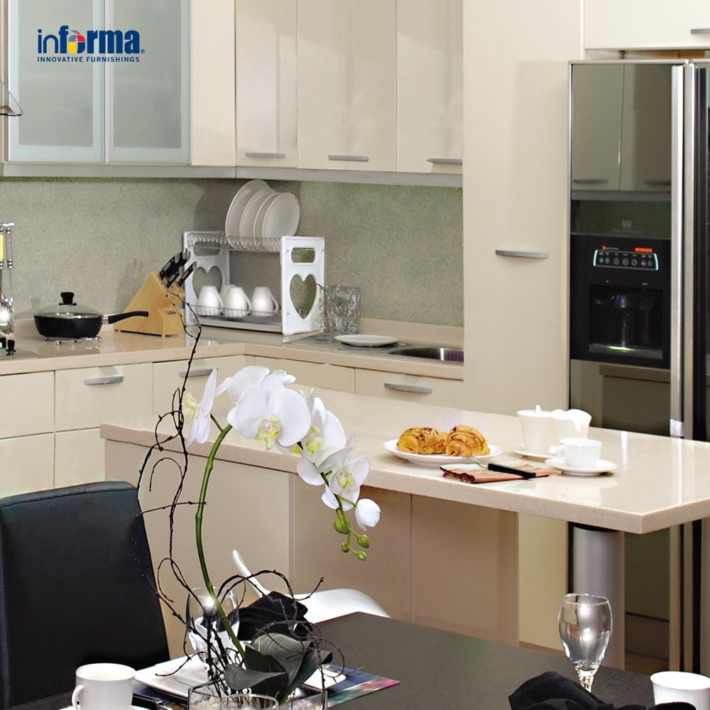Peletn Kabinet Di Dapur Adalah Pilihan Tepat Untuk Mengisi Sudut Ruangan Dan Memaksimalkan Fungsi
