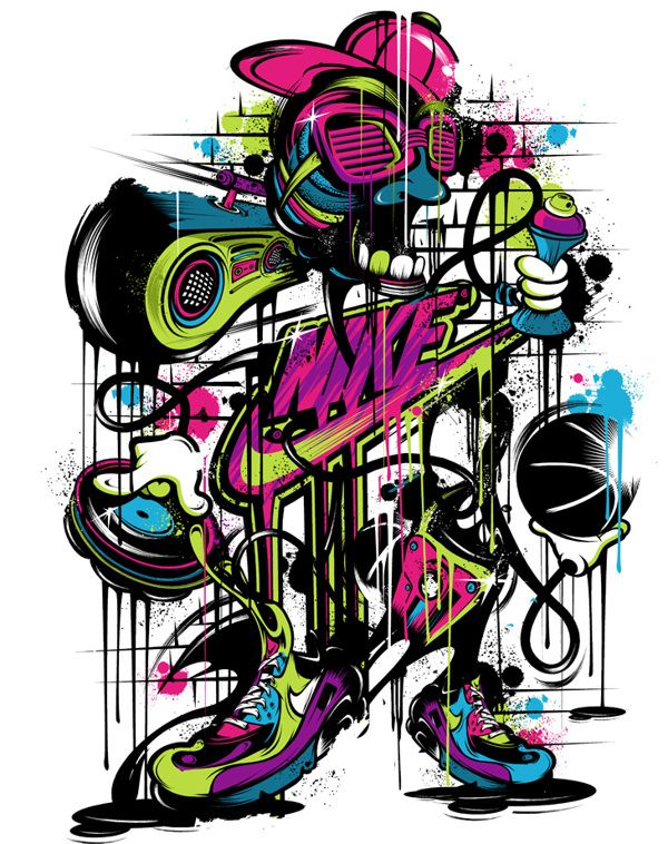 Nike on Behance. For more digital art, check out http