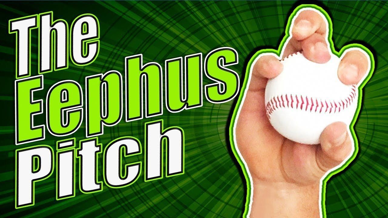 How to grip and throw The Eephus Pitch [Baseball Pitching