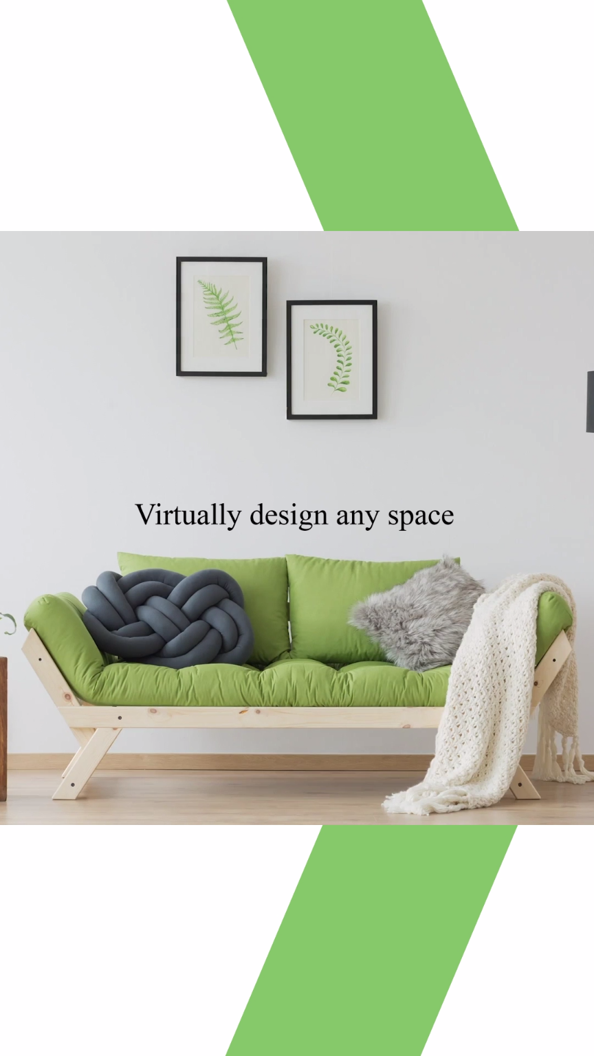 Virtually design any space our free ar home app allows you to become your also rh pinterest
