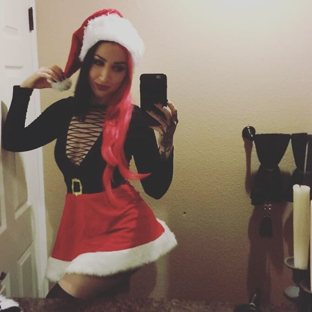 Delivering presents today to naughty girls and boys
