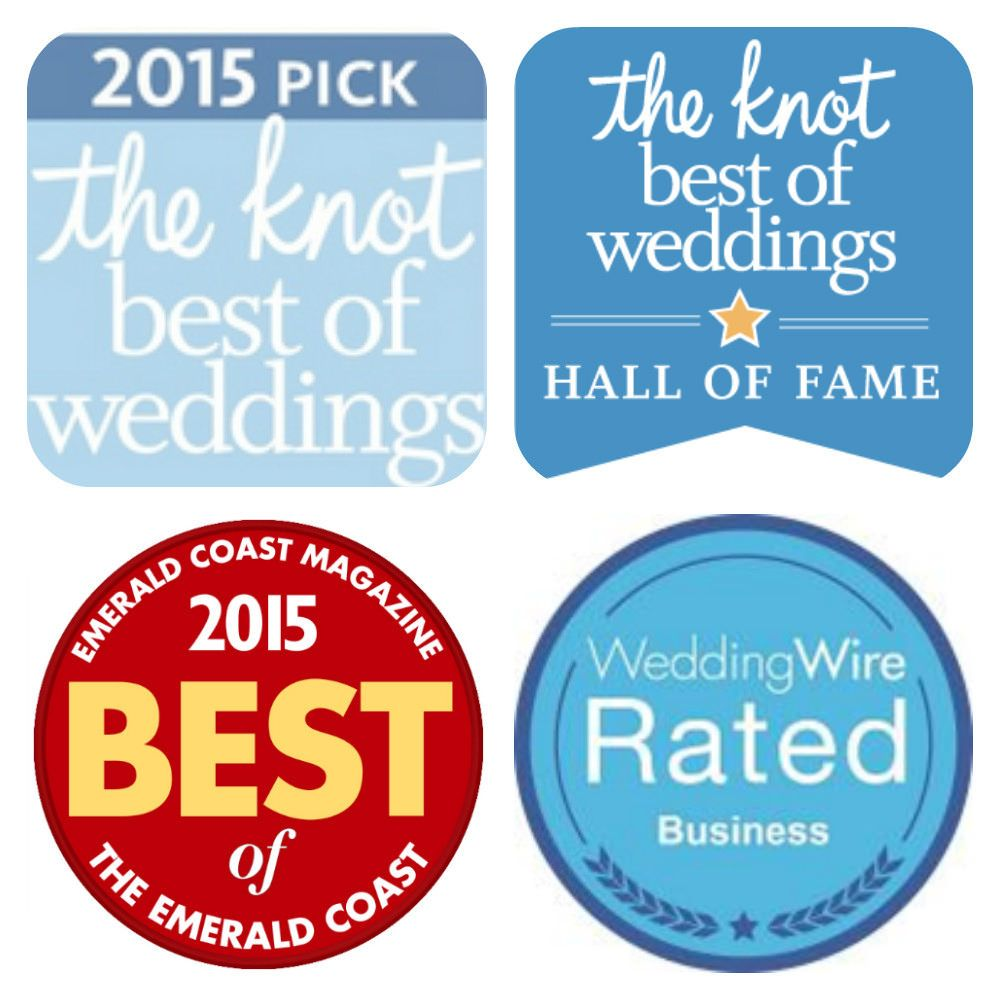 Award Winning Destin Wedding Planners