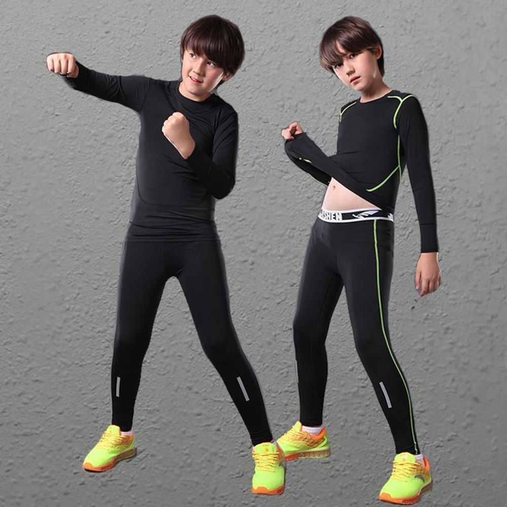 football compression shirts youth