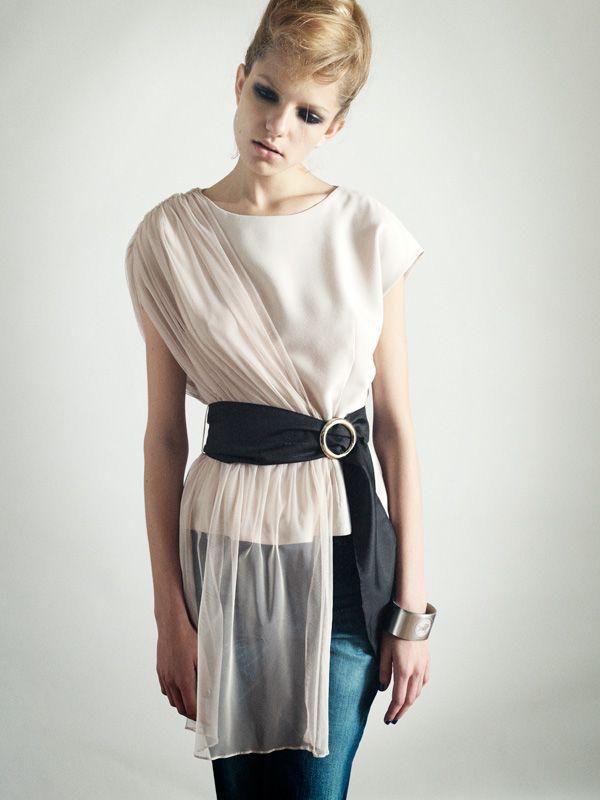 Lookbook from Japan: The Dress & Co Hideaki Sakaguchi S/S 2013