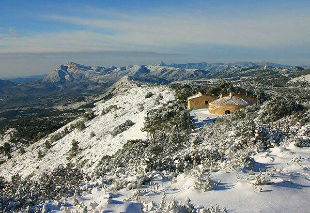 Sierra De La Carrasqueta Turismo Paisajes Costa