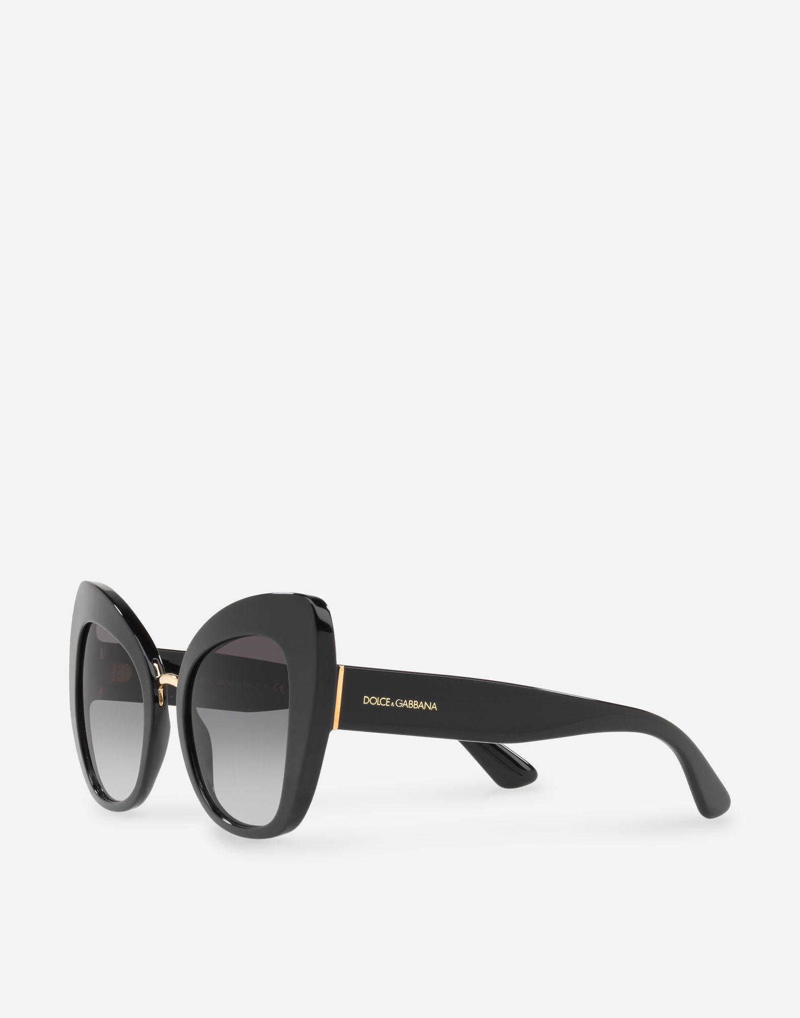 c8d21c84df40 Dolce   Gabbana BUTTERFLY SUNGLASSES IN ACETATE