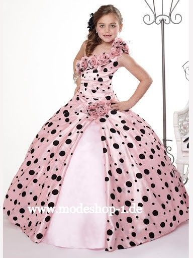 Mädchen Abend Kleid Strelitzie   Abendkleid günstig ...