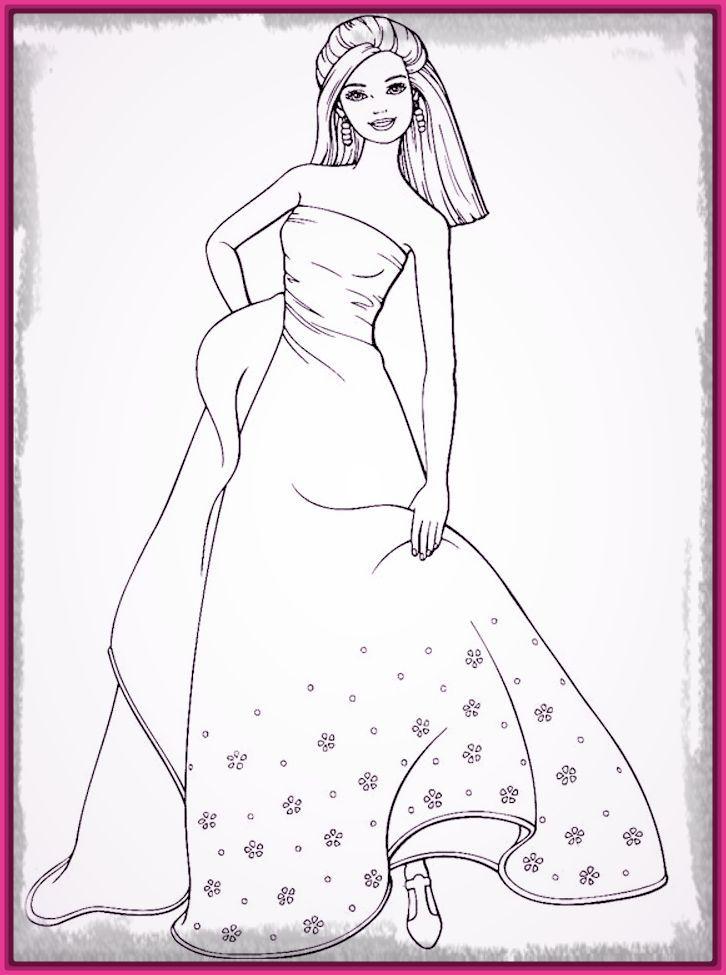 dibujos-de-barbie-sirena-para-colorear-e-imprimir-1.jpg (726×975 ...