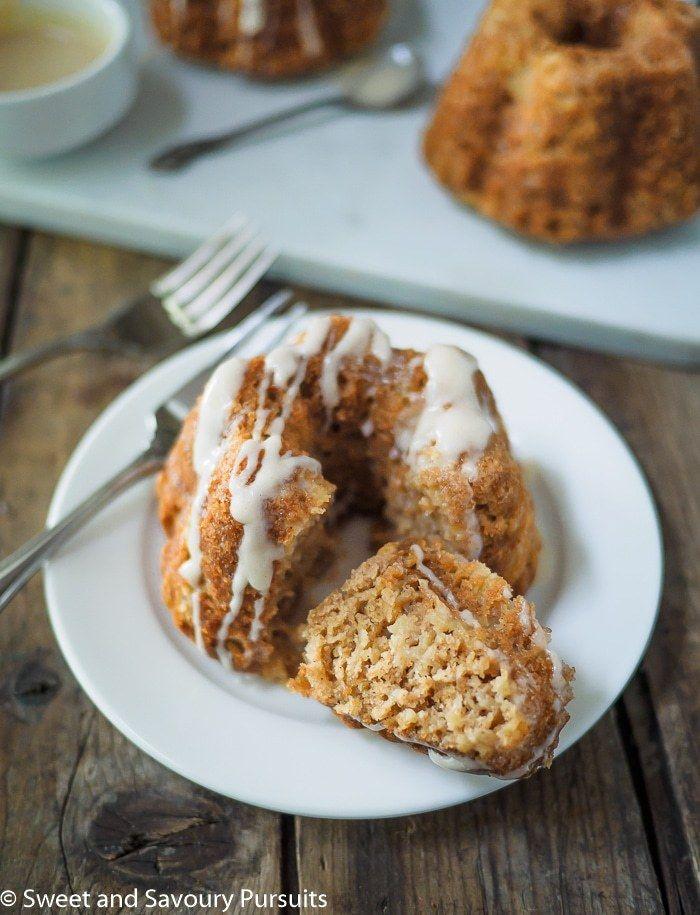 Mini Apple Spice Bundt Cakes Recipe Delicious cake
