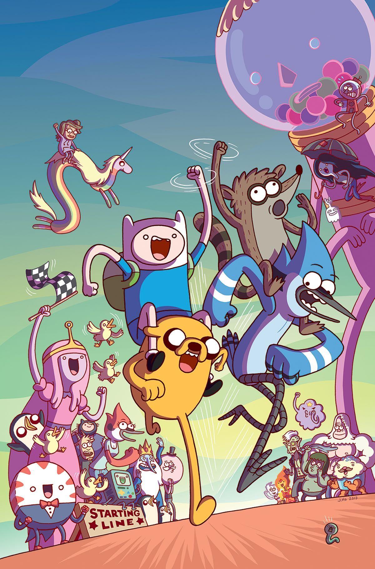 Cartoon Network Anime Shows 2020