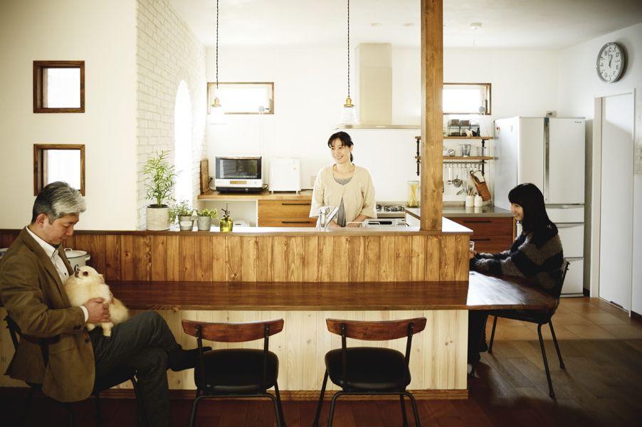 No.0413 思い出住まいの再生(一戸建て) | リフォーム・マンションリフォームならLOHAS studio(ロハススタジオ) presented by OKUTA(オクタ)