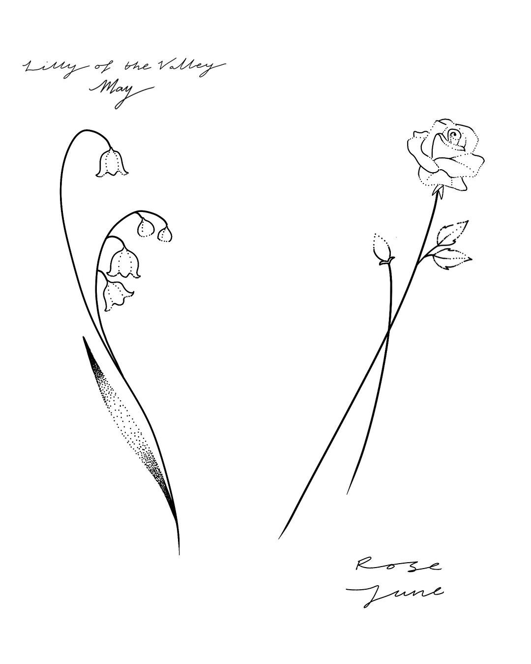 Faye Oliver On Instagram Birth Flower Flash January Snowdrop February Violet March Daffodil April In 2020 Birth Flower Tattoos Birth Flowers Gladiolus Tattoo