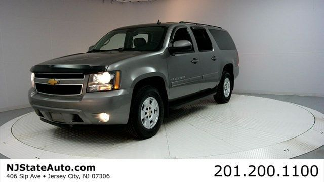 2008 Chevrolet Suburban 4wd 4dr 1500 Lt W 1lt Jersey City Nj 20619242 New Jersey State Auto Auction Www Njstate Chevy Suburban Chevrolet Suburban Jersey City
