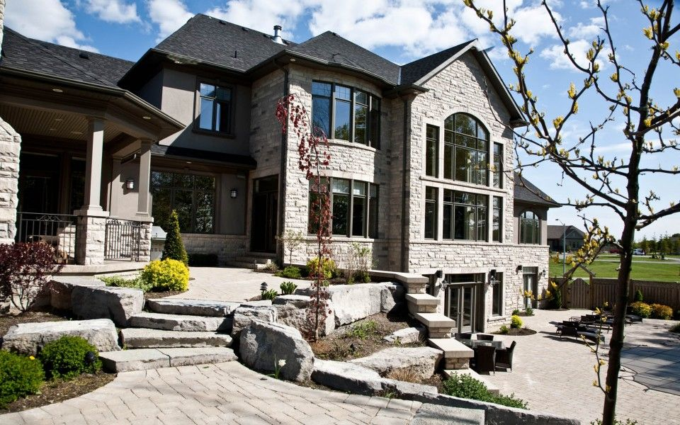 Build Your Dream Home Today Honey Harbour Heights 2 Acre Building Lots In Port Perry Starting At 200 000 By The L Build Your Dream Home House Styles Exterior