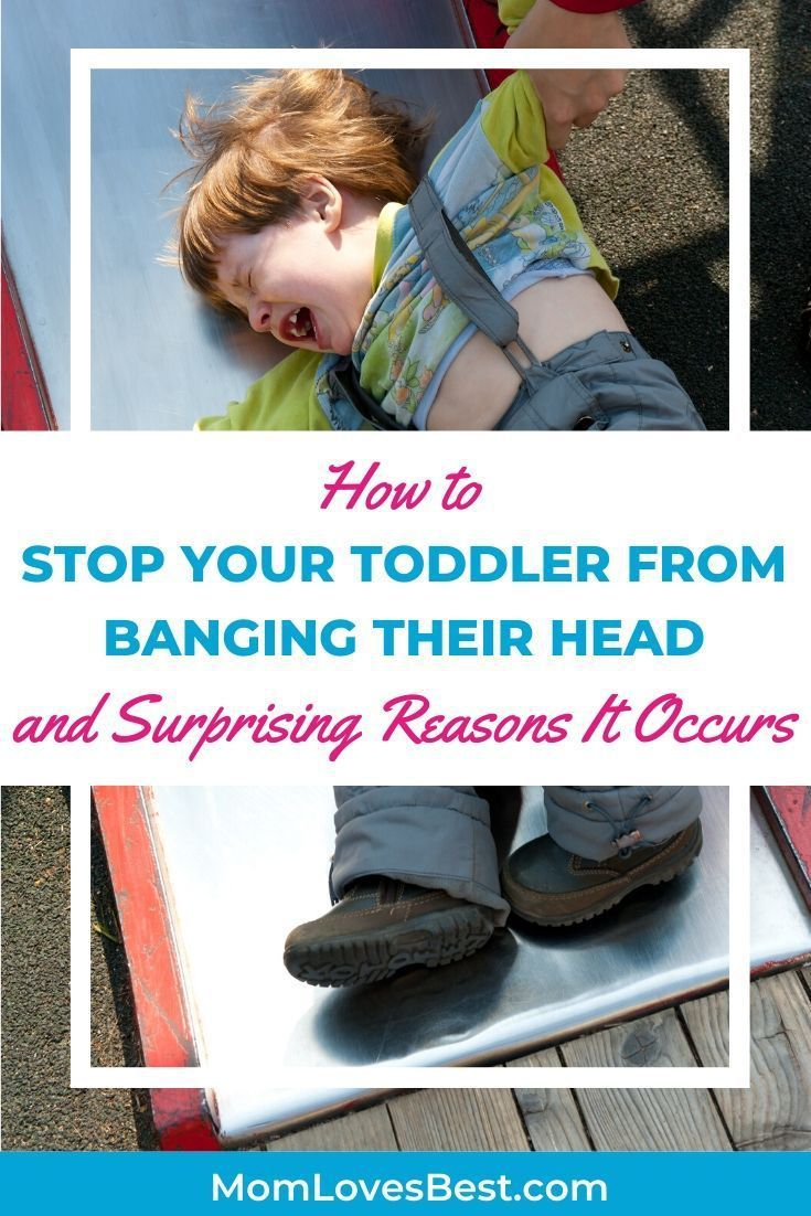 How to Stop Toddler Banging Head (7 Tips to Try) - Mom ...